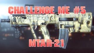 [PL] Challenge Me #5 - MTAR-21 #Battlefield4 #PS4