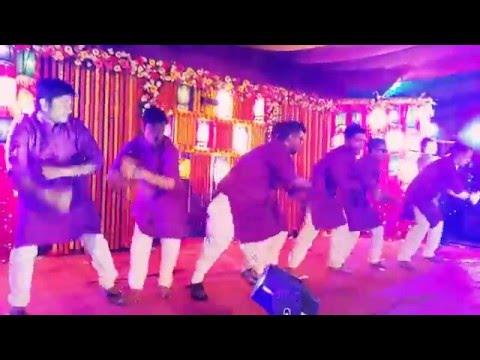 Best Gaye holud Dance with Varsity Frnz