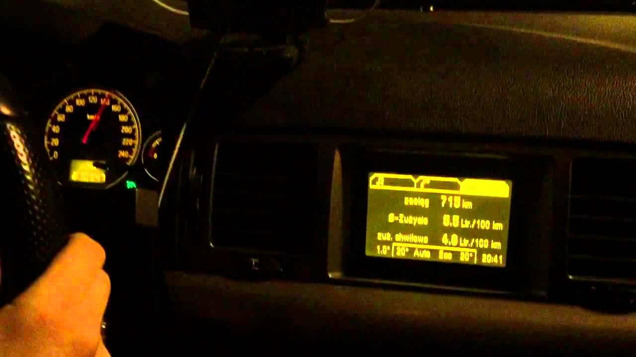 Modernistyczne Opel Vectra C Z19DTH średnie spalanie przy 140 km/h - YouTube HE87