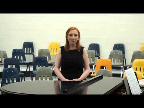 UNT Music Education Audition Screening