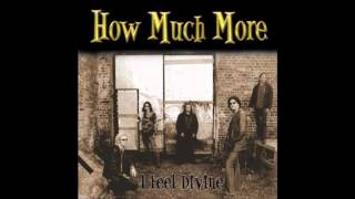 How Much More - I Feel Divine single