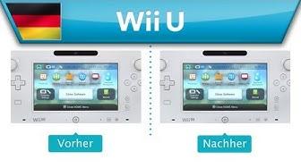 Vergleich der Zeit, die es dauert, um ins Wii U-Menü zurückzukehren (Wii U)