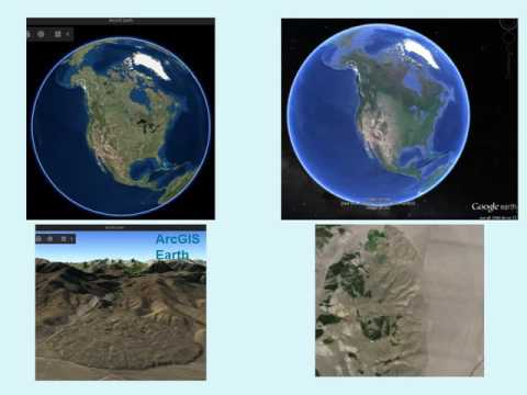 Disruptive Technologies   Lidar, UAS, GIS in Geosciences