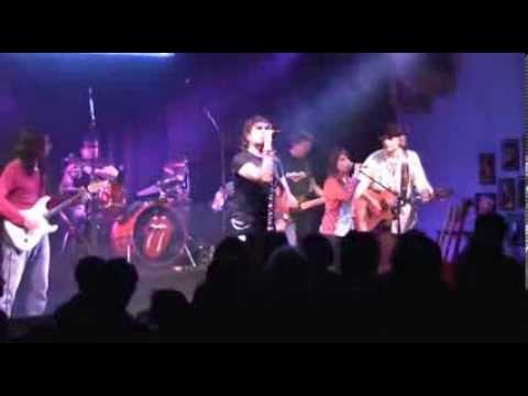 SWEET BLACK ANGEL Rolling Stones tribute Blackberrys Band @ BluesHouse Milan