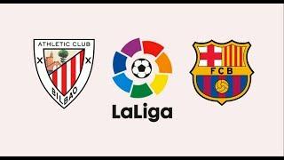 видео: Атлетик Бильбао Барселона 10.02.2019 смотреть прямая трансляция прогноз обзор превью ставки голы вид