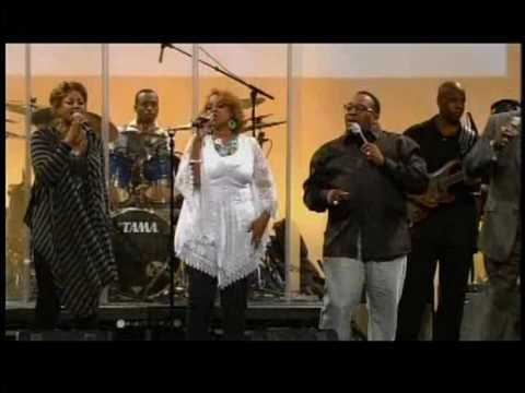 The Clark Sisters At 2010 Essence Music Festival