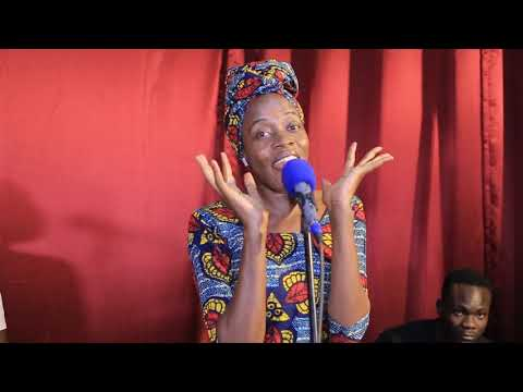Aleena Zahir Wake up Africa Concert 2
