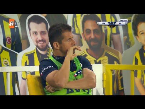 Fenerbahçe 1 - 3 Trabzonspor (Maç Özeti Ve Golleri)