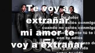 Duelo- Un Minuto Mas Lyrics
