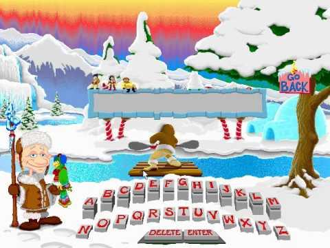 spelling blizzard windows game 1994 youtube