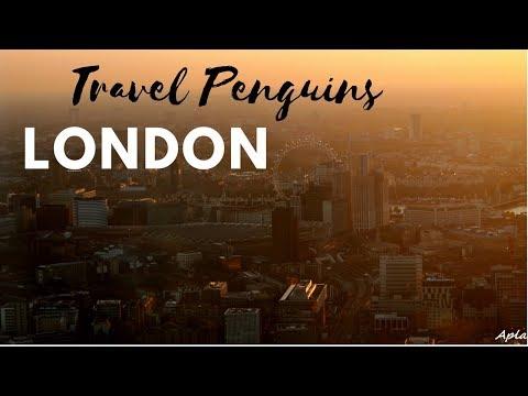 London | United Kingdom - Travel Penguins (Episode 1)