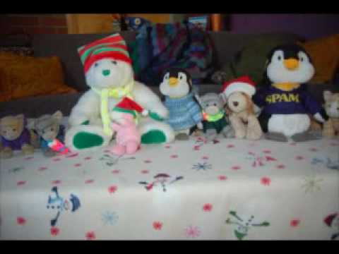 Stuffed Animal Christmas