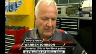 Warren Johnson Gets angry Track Safety Reading PA. 2009