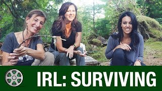 Leave No Trace | Jeana Travels and Kate Ansari - Survival Training | Now on Blu-ray, DVD & Digital