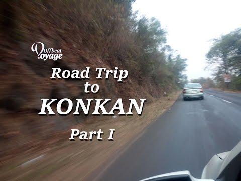 Road Trip to Konkan E01 -  Mumbai-Goa Highway (NH # 17)