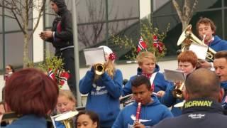 Gratulerer med dagen Norge! Nasjonaldagen 17. mai 2016. Sistranda Frøya