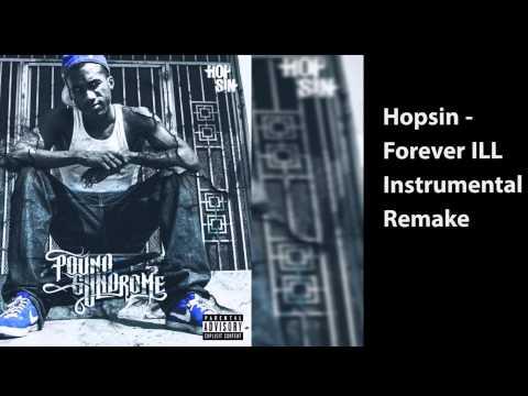 Hopsin - Forever Ill Instrumental Remake