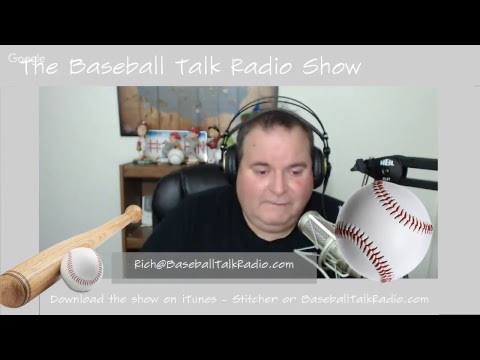 Episode 2.26 - The Baseball Talk Radio Show - After the trade deadline
