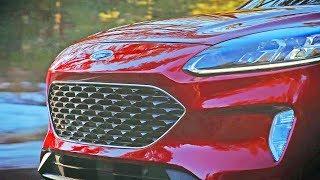 2020 Ford Escape – Features, Design, Interior