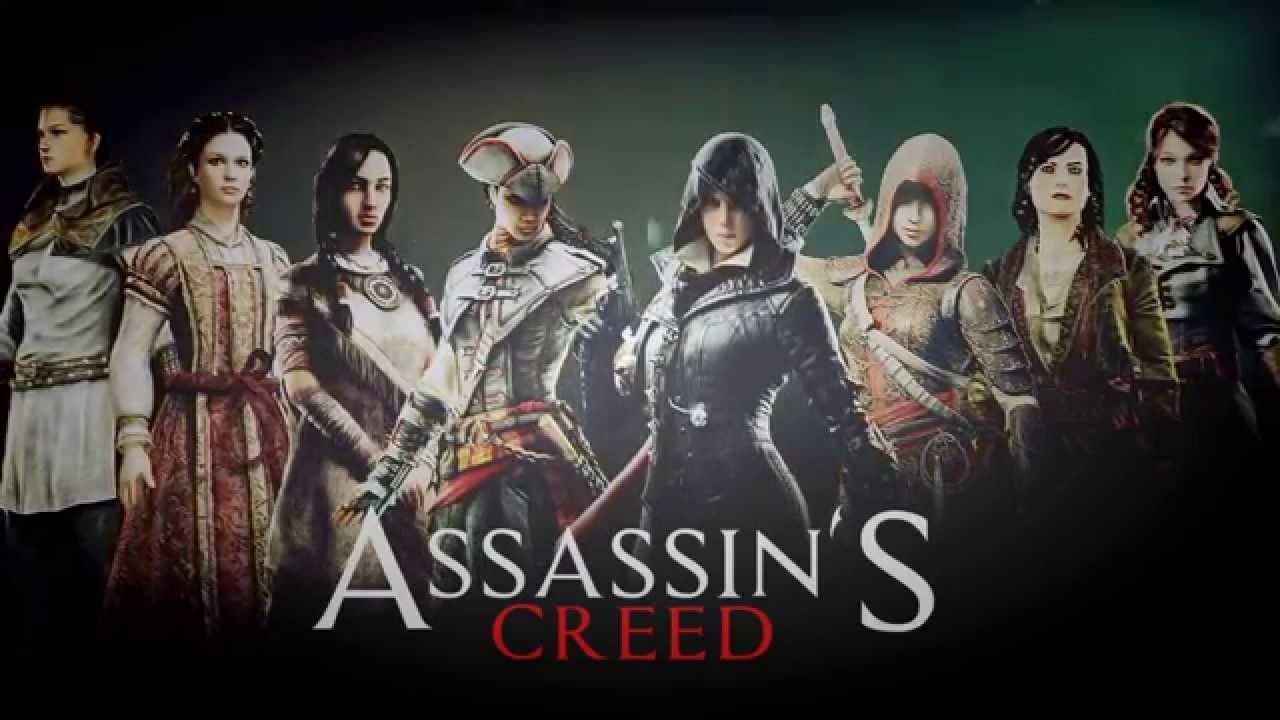 Assassin S Creed Women Silent Running Youtube
