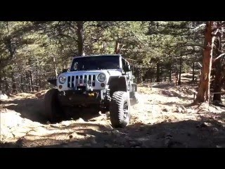 RIPP Supercharged Jeep Wrangler Unlimited JK Off Road