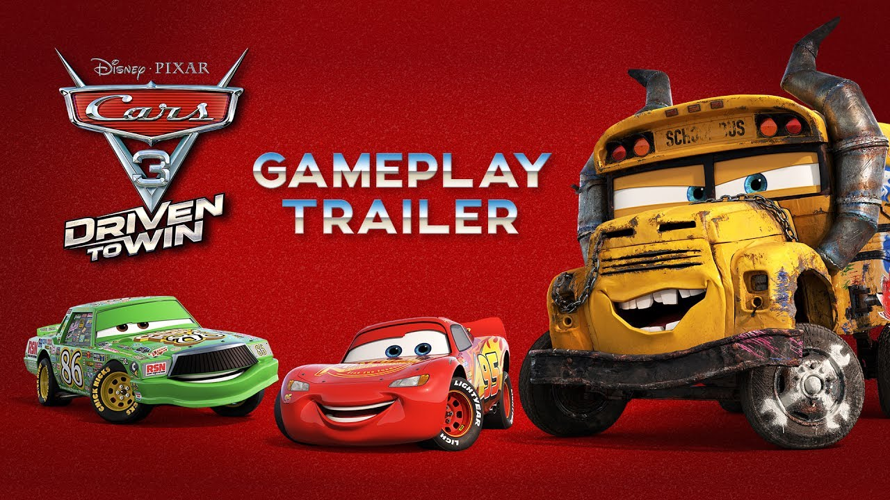 Cars 3 Driven To Win Gameplay Trailer Youtube