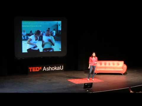 TEDxAshokaU - Abby Falik - Disrupting the Path to College