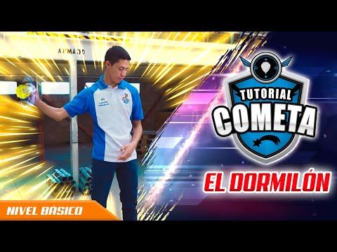 Cómo girar tu Trompo Cometa / EL DORMILÓN