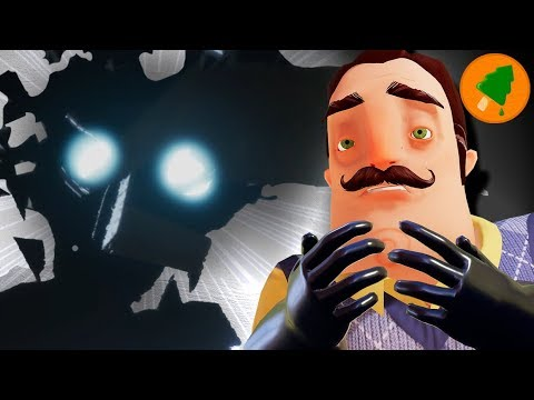 Hello Neighbor's SHADOW SOLVED! - The Story You Never Knew (Part 2)