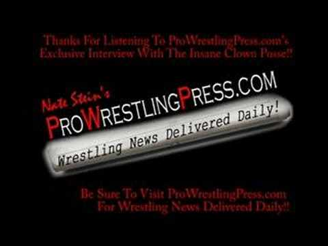 ProWrestlingPress.com - Insane Clown Posse Interview