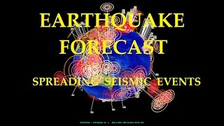 6/09/2016 -- Global Earthquake Forecast -- Seismic activity spreading WORLDWIDE from West Pacific
