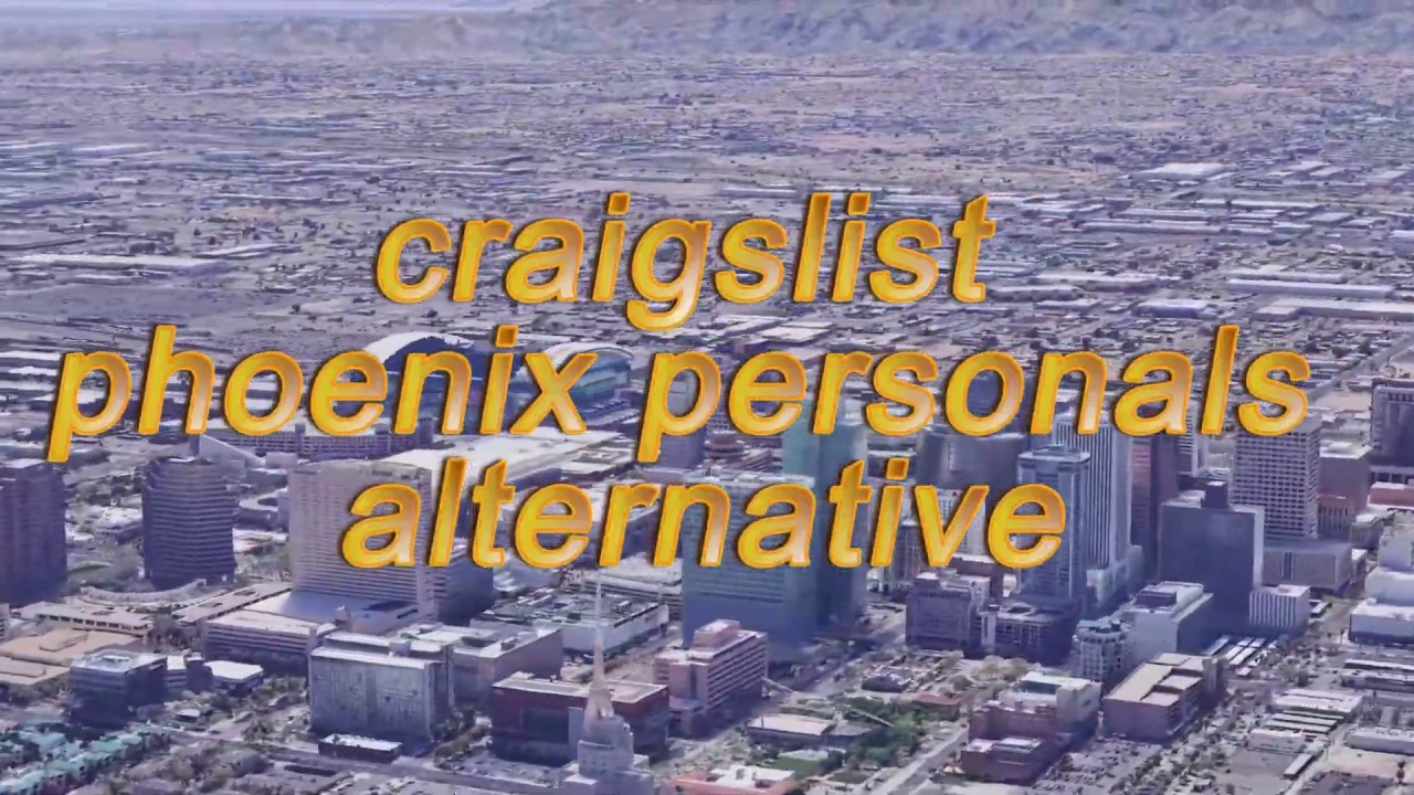 Craigslist in phoenix