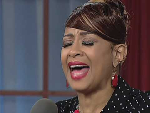 "Dorinda Clark Cole sings her original song, ""For The Rest Of My Life""!"