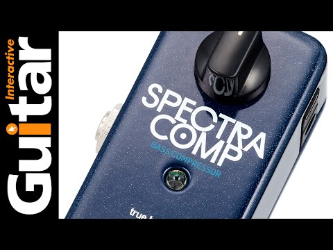 TC Electronic Spectra Comp   Review   Guitar Interactive Magazine