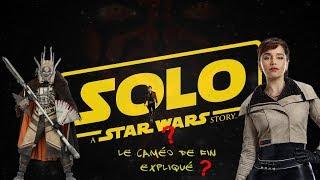Solo, a star wars story : le caméo de Dark Maul expliqué