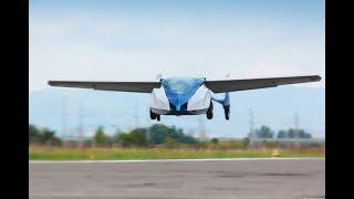 Primer auto volador estará a la venta en 2017