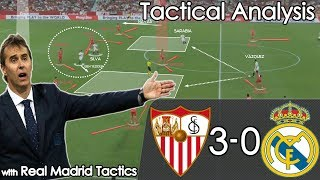 Where Exactly Are Real Madrid Going Wrong? Real Madrid Tactics & Sevilla Masterclass EXPLAINED