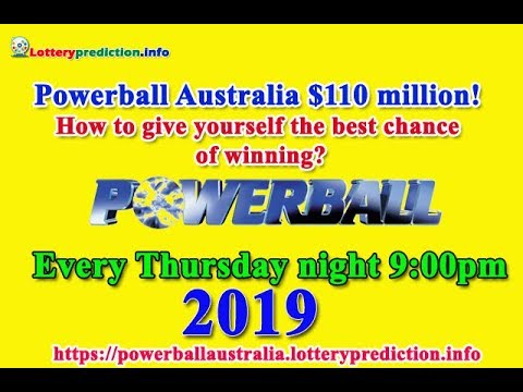 Powerball Australia $110 Million: How To Prediction Winning Numbers?
