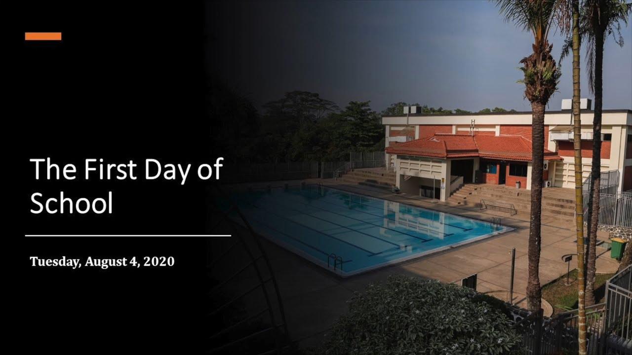 Sekolah Pelita Harapan Sentul City - First Day of School Assembly