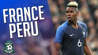 FRANCE vs PERU LIVE World Cup 2018 Watchalong