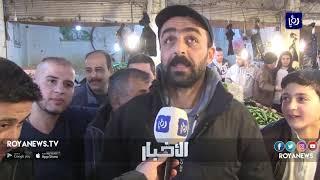 أهالي إربد يطالبون البلدية بالبدء فورا بصيانة وإعادة تأهيل سوق الخضار - (22-2-2019)