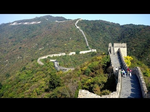 Great Wall of China (Mutianyu Section) in HD