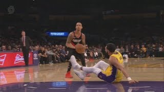 Shabazz Napier Breaks Tyler Ennis Ankles And Makes Him Fall Over!