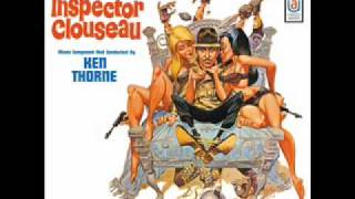 Inspector Clouseau (1968) ~ Main Title