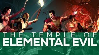 The Temple of Elemental Evil | Troika Games Retrospective 2/3