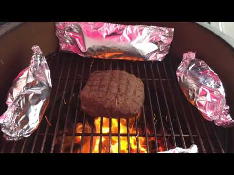 Roast Beef From The Big Green Egg