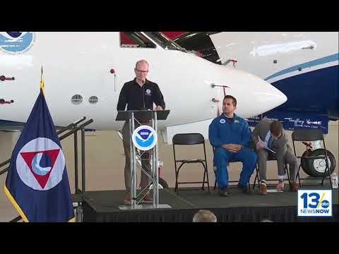 NOAA press conference on 2018 Atlantic Hurricane Season