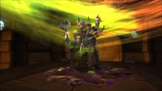 World of Warcraft – Гул'Дан у темного портала