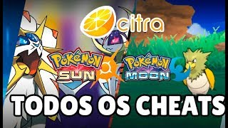 How to get any pokemon in pokemon moon citra videos / Page 2