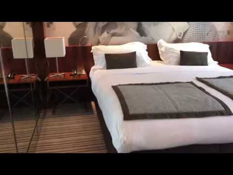 JW Marriott Cannes Hotel Suite Walkthrough